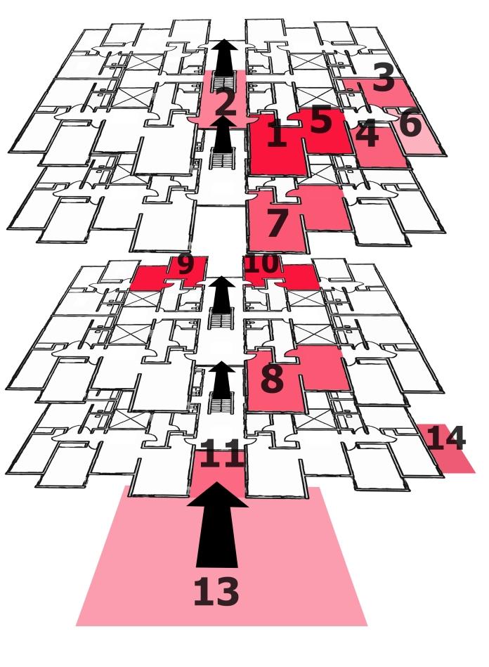 05-C-(2)廢墟平面圖